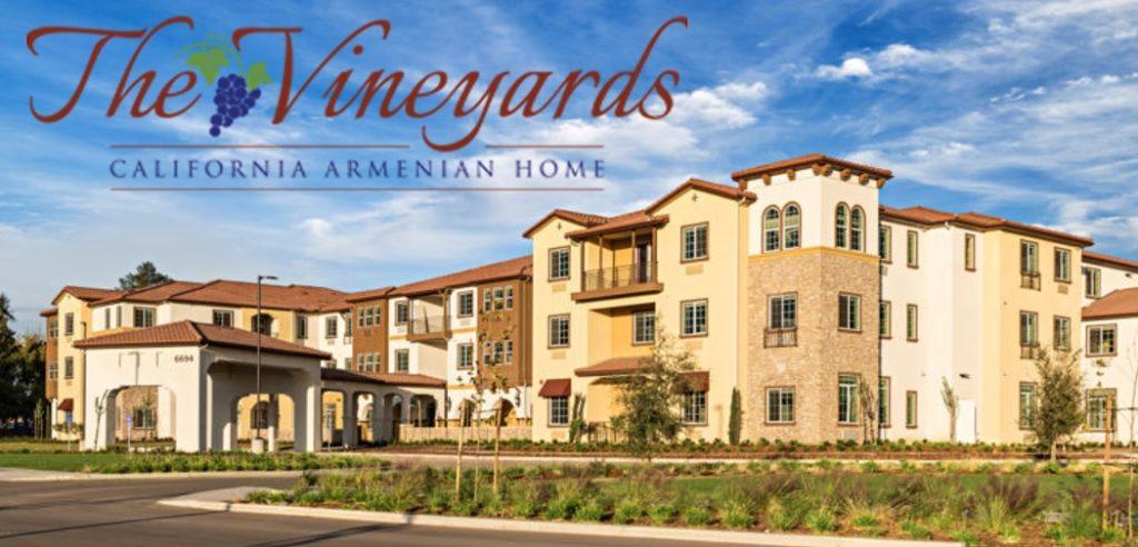 Cal Armenian senior living facility