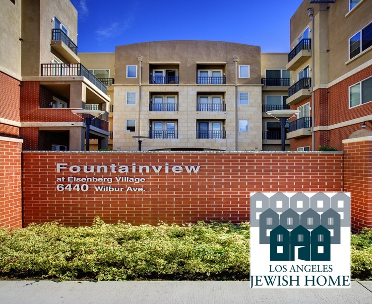LA Jewish Homes senior apartment project