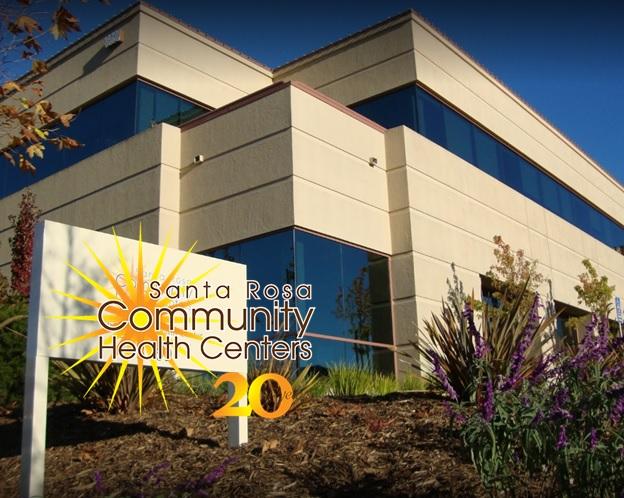 Exterior view of Santa Rosa Community Health Center